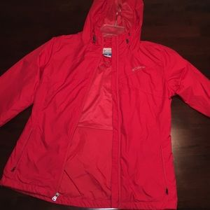 Columbia Omni-Shield Light Windbreaker/Raincoat